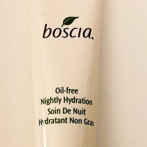 Boscia oil free nightly hydration cream new